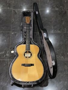 eastman acoustic guitar E20-OM with Hardcase