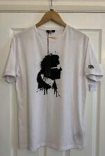 Mens Karl Lagerfeld Beachwear Edition T-Shirt, Size L Slim, Brand New With Tags