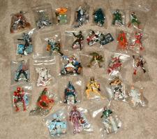 Lot of 28 Masked Kamen Rider & ULTRAMAN Kaiju Monsters Gashapon Figures Bandai