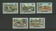 Ethiopia 1977 Ethiopian Towns Mint MNH Set