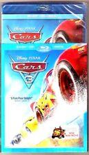 Disney Pixar Cars 3 (Blu-ray + DVD + Digital) BRAND NEW with Slip Cover