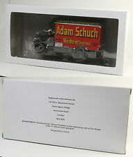 OPEL Collection === Modellauto 1:43 === LKW Adam Schuch Auto / car
