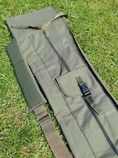 TRAKKER 3 ROD QUIVER FISHING BAG LUGGAGE CARRY ALL CARP BARBEL TENCH VGC