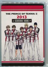 2013 planner organizer schedule book The prince of tennis anime Ryoma Tezuka