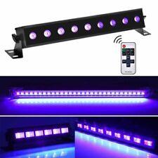 9W 18W 27W LED Black Light USB Bar Stage Disco Christmas Club Party Lighting
