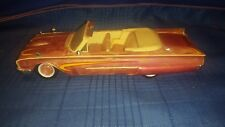 vtg AMT 1960 Ford SUNLINER Convertible Built Model Kit  SHIPPING INCLUDED