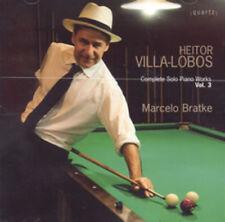 Heitor Villa-Lobos : Heitor Villa-Lobos: Complete Solo Piano Works - Volume 3