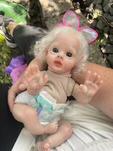 Reborn Fairy / Elf Baby Doll