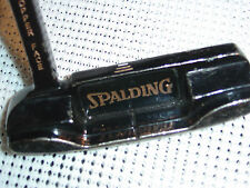 "Used Spalding Pro Caliber Putter  Right-Handed 35"" Steel Shaft FREE SHIPPING"