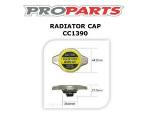 RADIATOR CAP FOR NISSAN NAVARA D22 2002-2015 2.5 LTR DIESEL - CC1390
