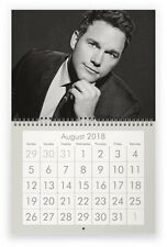 CHRIS PRATT 2018 Wall Calendar