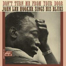 John Lee Hooker - Don't Turn Me from Your Door [New CD] UK - Import