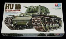 Tamiya 35142 - KV - 1B  Russian Tank, 1:35