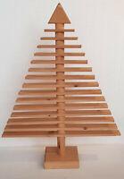 Albero di Natale in legno con rami girevoli - h. cm.47,5 x 36