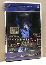 THE BEST OF NO WAY OUT 2004  [dvd]