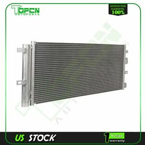 Fits AC4211 New Brand Replacement AC Condenser for 2013-2018 Ford Fusion 2.0L