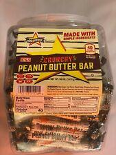 Atkinson's Crunchy Peanut Butter Bars 50 oz Gluten Free