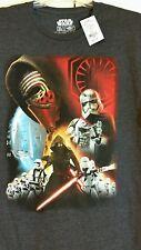STAR WARS THE FORCE AWAKENS KYLO REN EMPIRE T-Shirt 2XL NWT