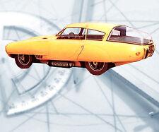 Car model Plans Scale  1/16   Pegaso Berlinette digital plan + build Note on CD
