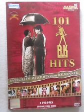 101 R.K Hits Video Songs 3 DVD India Bollywood