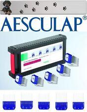 AESCULAP-MOSER PASQUA SCELTA ANDIS SCATTO ACCIAIO INOX TESTINA - SET 13 - 25 MM