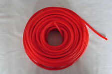 "SILICONE VACUUM HOSE 1/8"" (3MM) RED HI-PERFORMANCE TURBO RACING CUSTOM TUBING"