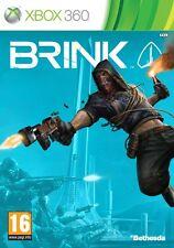 BRINK    XBOX 360  NUOVO!!!