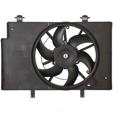 Auxiliary Fan Assembly For 2011-2017 Ford Fiesta 2012 2013 2014 2015 Spectra