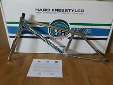 HARO FREESTYLER RE ISSUE 30th ANNIVERSARY MODEL FRAME SET MADE IN SOCAL USA