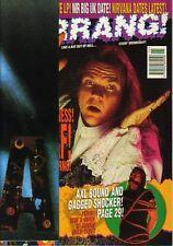 Meat Loaf on Kerrang Cover 1994     Guns N' Roses     Pantera