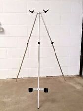 Sea Fishing Beach Parker Tripod 3 - 5 ft Extending for 2 Rods / Reels CP ECO