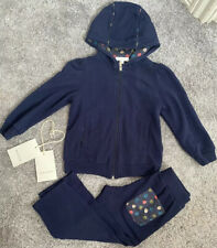 Gucci Baby Girls Tracksuit In Navy Size 18/24 Months😇