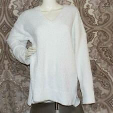 Sanctuary Women's V-Neck Teddy Sweater Size 2XL