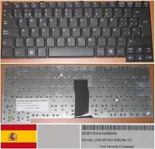 Teclado Qwerty Español LG LM40 LM-40 K021167B2 3823B71004K Negro