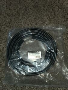 SureCall 100' CM400 Ultra Low Loss Coax Cable w/ N-Male - Black | SC-001-100