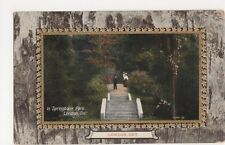 Canada, In Springfield Park, London, Ontario Postcard, B167