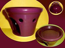 Dekolampe Duftlampe Stövchen Öllampe Schale Keramik Deko 9 cm hoch