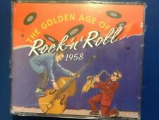 READERS. DIGEST.     1958.    3 CDs.  GOLDEN. AGE OF ROCK AND. ROLL.