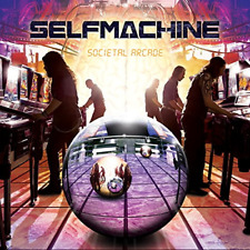SELFMACHINE-SOCIETAL ARCADE-IMPORT CD WITH JAPAN OBI E51