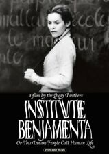 INSTITUTE BENJAMENTA The Brothers Quay OOP Mark Rylance SURREAL CULT David Lynch