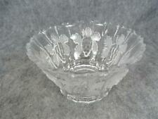 Price Products Crystal Fruit Bowl Pattern PCZ2 Circa 1960'-80'S