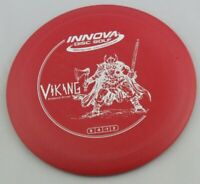 NEW Dx Viking 163g Driver Red Innova Disc Golf at Celestial Discs