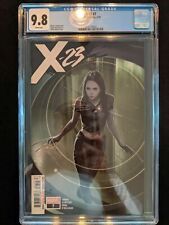 X-23 #7 CGC 9.8 1st Appearance of X-Assassin