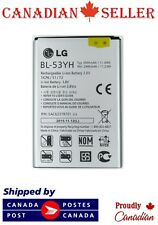 Genuine LG BL-53YH Optimus G3 D830 D850 D851 D855 LS990 VS985 F400 LG G3 Battery