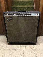 Fender 1971 Super Reverb Silver Face Non Master Volume 4x10 Combo 45 Watt VTG