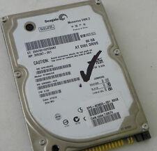 80GB Seagate ST98823A Laptop IDE Hard Drive P/N 9W3883-020 FW: 3.05 WU