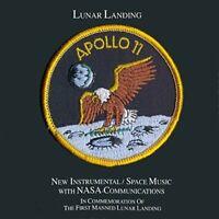 IC-Lunar Landing (1994) O-tones of NASA, Software, Patrick Kosmos, George.. [CD]