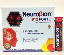NEUROBION B12 FORTE SUPPLEMENT 10 Drinkable Vials / SUPLEMENTO BEBIBLE