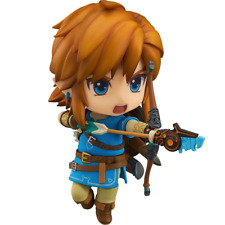 GOOD SMILE - Legend of Zelda Nendoroid 733 Link Breath of the Wild Ver. Figure