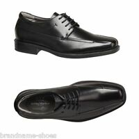 MENS JULIUS MARLOW WIZARD MEN'S BLACK LEATHER WORK LACE UP FORMAL DRESS SHOES